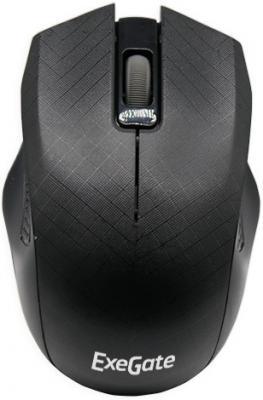 Мышь проводная Exegate SH-9027 чёрный USB мышь exegate sr 9021 black