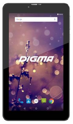 "Планшет Digma Plane 7520 3G 7"" 16Gb черный Wi-Fi 3G Bluetooth Android PS7133MG"