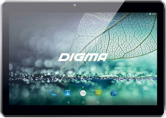 Планшет Digma Plane 1523 3G 10.1 8Gb Black Wi-Fi 3G Bluetooth Android PS1135MG планшет digma plane 1523 10 1 3g black mediatek mt8321 1 3 ghz 1024mb 8gb gps 3g wi fi bluetooth cam 10 1 1280x800 android