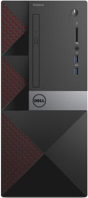 Системный блок DELL Vostro 3667 i3-6100 3.7GHz 4Gb 1Tb HD530 DVD-RW Win10 клавиатура мышь черный 3667-8109 системный блок dell vostro 3667 3667 6287