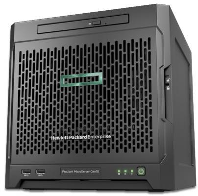 Сервер HP ProLiant MicroServer Gen10 873830-421 сервер hp proliant ml150 834608 421