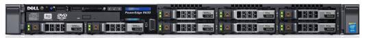 Сервер Dell PowerEdge R630 210-ACXS-177 сервер dell poweredge r630 210 acxs 121 210 acxs 121