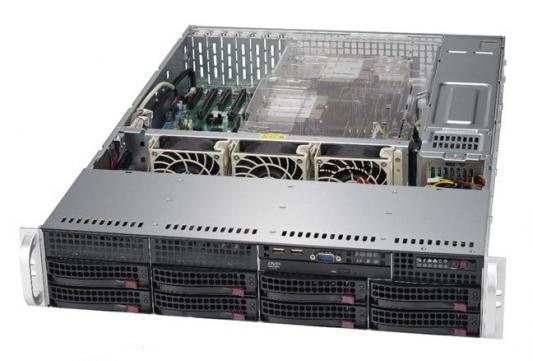 Серверная платформа SuperMicro SYS-6029P-TR