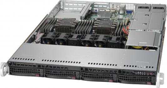 лучшая цена Серверная платформа SuperMicro SYS-6019P-WTR
