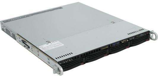 лучшая цена Серверная платформа SuperMicro SYS-5019P-MTR