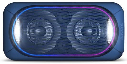 Минисистема Sony GTK-XB60 синий микросистема sony gtk xb60 black