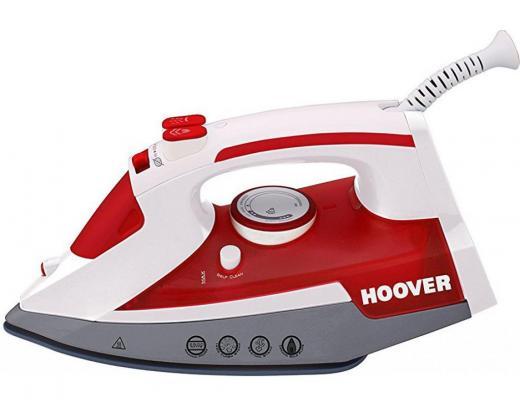 Утюг Hoover TIM2500EU 2500Вт красный белый
