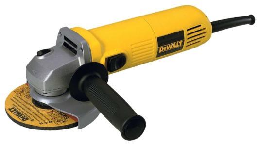 Углошлифовальная машина DeWalt DWE4015-KS 730 Вт