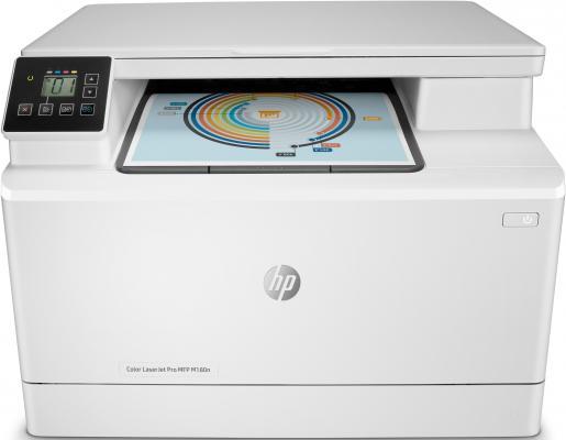 МФУ HP Color LaserJet Pro M180n T6B70A A4 16/16ppm 1200x1200dpi 256Мб Ethernet USB T6B70A nitecore usb flashlight random color