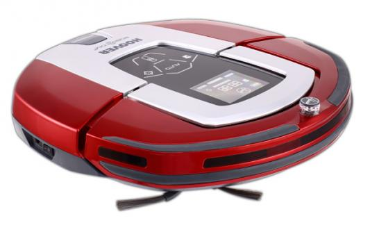 Робот-пылесос Hoover RBC040/1 019 сухая уборка красный
