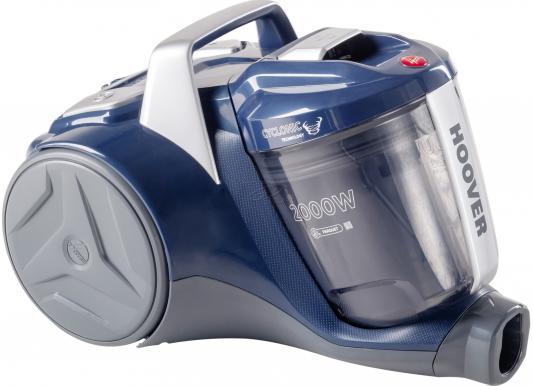 Пылесос Hoover BR2020 019 сухая уборка синий пылесос hoover tcp 2120 019 сухая уборка синий