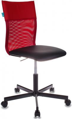 Кресло Бюрократ CH-1399/R+B красный черный