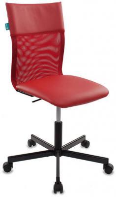 Кресло Бюрократ CH-1399/RED красный офисное кресло без подлокотников бюрократ ch 1399