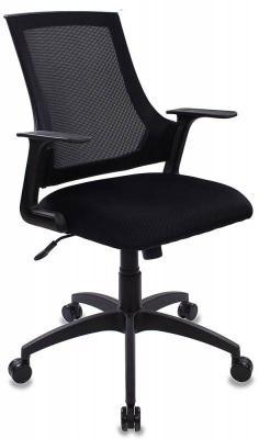 Кресло Бюрократ CH-500/TW-11 черный кресло компьютерное бюрократ бюрократ ch 899sl tw 11 черный хром