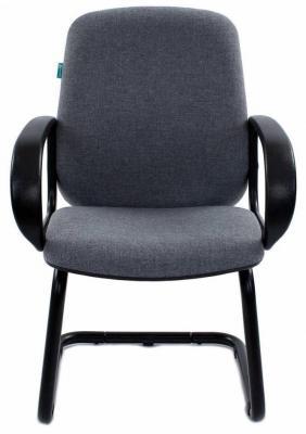 Кресло Бюрократ CH-808-LOW-V/GREY серый