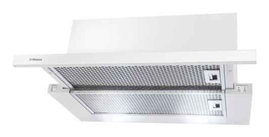 Вытяжка встраиваемая Hansa OTP6241WH белый цена 2017