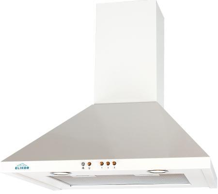 цена на Вытяжка каминная Elikor Вента 60П-650-К3Д белый