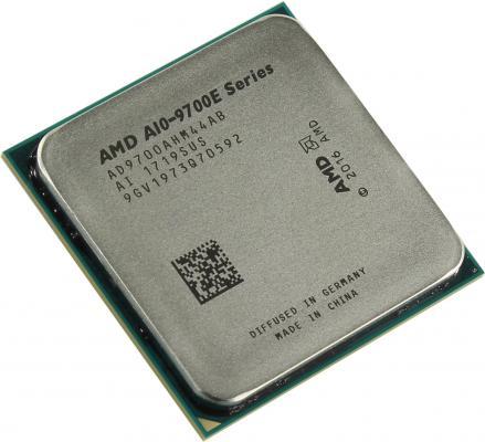 Процессор AMD Ryzen A10 X4 9700E AD9700AHM44AB Socket AM4 OEM