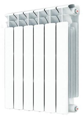 Радиатор RIFAR B 500 х 6 сек НП прав  (BVR)           (собранный)