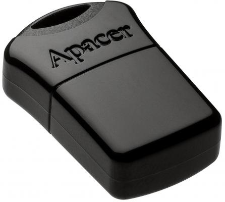 Флешка USB 32Gb Apacer Flash Drive AH116 AP32GAH116B-1 черный usb flash drive 32gb союзмультфлэш барашек fm32a7 35 lw