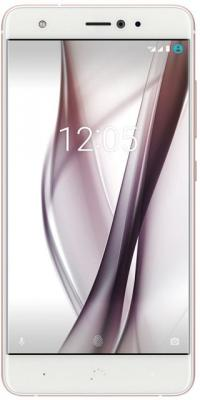 "Смартфон BQ Aquaris X Pro белый 5.2"" 64 Гб NFC LTE Wi-Fi GPS 3G C000260"