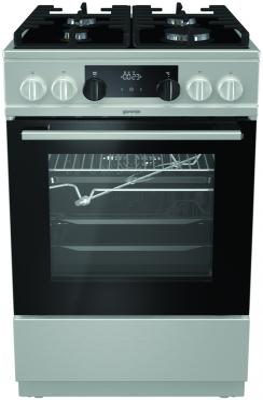 все цены на Комбинированная плита Gorenje KC5355XV серебристый онлайн