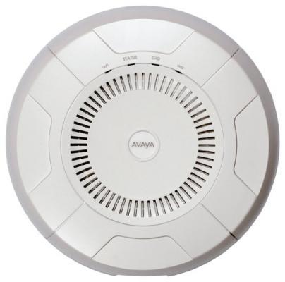 Точка доступа Nortel WAP913340-E6 802.11aс 2600Mbps 2.4 ГГц 5 ГГц 2xLAN белый точка доступа engenius ecb600 802 11n 600mbps 2 4 5 ггц