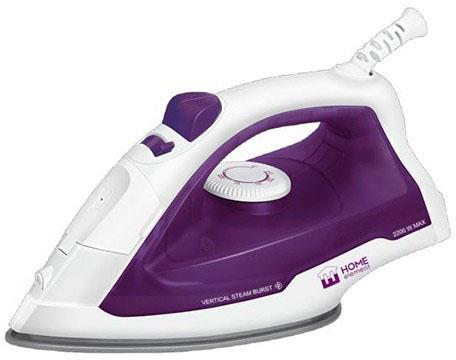 Утюг HOME ELEMENT HE-IR-211 2200Вт фиолетовый белый