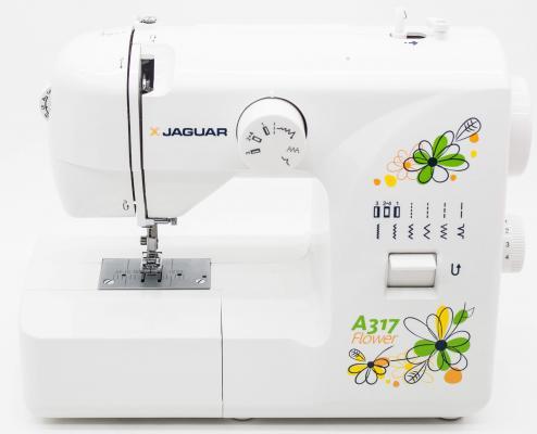 Швейная машина Jaguar A-317 белый