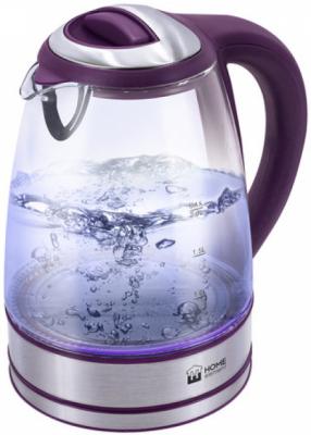 Чайник HOME ELEMENT HE-KT163 2200 Вт фиолетовый чароит 2 л металл/стекло kd621k30 prx 300a1000v 2 element darlington module