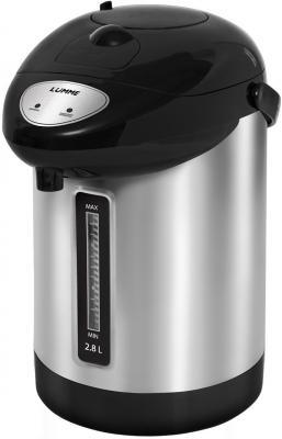 Термопот Lumme LU-295 900 Вт черный жемчуг 2.8 л нержавеющая сталь