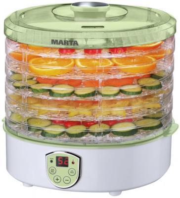 Сушилка для овощей и фруктов Marta MT-1951 светлая яшма