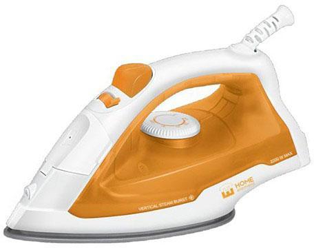 Утюг HOME ELEMENT HE-IR-211 2200Вт оранжевый белый