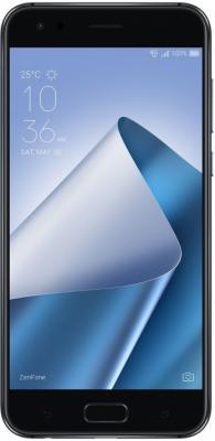 Смартфон ASUS ZenFone 4 ZE554KL черный 5.5 64 Гб LTE Wi-Fi GPS 3G 90AZ01K1-M01210 смартфон asus zenfone zf3 laser zc551kl золотистый 5 5 32 гб wi fi lte gps 3g 90az01b2 m00050