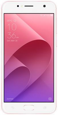 Смартфон ASUS Zenfone ZF 4 Live ZB553KL розовое золото 5.5 16 Гб NFC LTE GPS Wi-Fi 3G