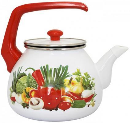 Чайник INTEROS 16019 рататуй 3 л металл