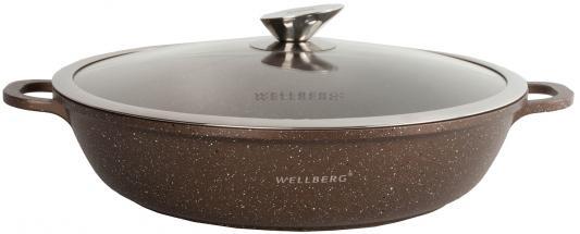 Сотейник Wellberg WB-2812-BBW 32 см алюминий Magnum Line