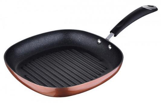 Сковородка-гриль Bergner BG-6247-CP Pandora 28 см алюминий