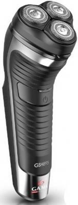 Бритва GA.MA GM0603/GSH895 чёрный