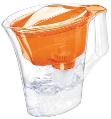 Фильтр для воды Барьер Танго оранжевый с узором недорого