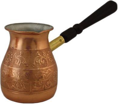 Кофеварка Tima УВ 420 медный коричневый турка 0 42 л tima утро востока 0 42 л ув 420