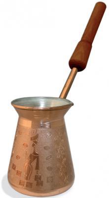 Кофеварка Tima А 420 коричневый медный