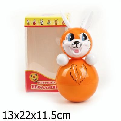 Неваляшка Неваляшки-Котовск Кролик 6С-014 мягкие игрушки spiegelburg кролик неваляшка baby gluck