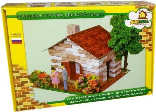 Конструктор 3D Архитектурное моделирование Домик 130 элементов куплю дом или коттедж в солотче