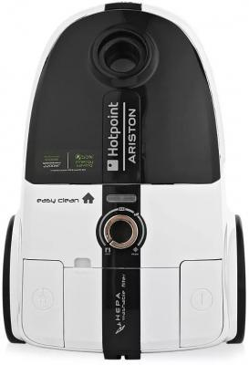 Пылесос Ariston SL B10 BQH сухая уборка чёрно-белый