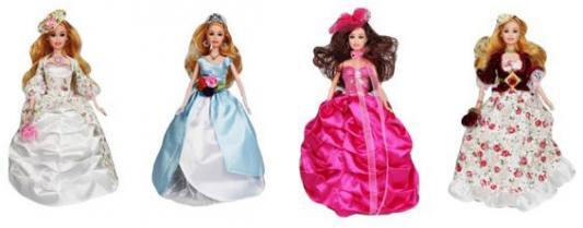 """Платье для кукол Shantou Gepai """"Роскошное"""" в ассортименте платье для кукол shantou gepai"""