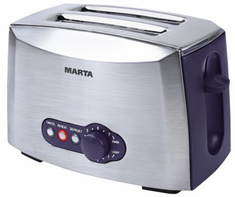 Тостер Marta MT-1705 темный топаз