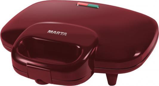 Бутербродница Marta MT-1753 красный гранат набор столовых приборов marta mt 2701 twinkle