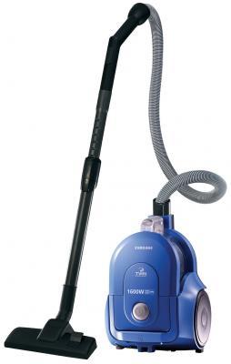 Пылесос Samsung VCC4326S31 сухая уборка синий samsung vcc 4140v38