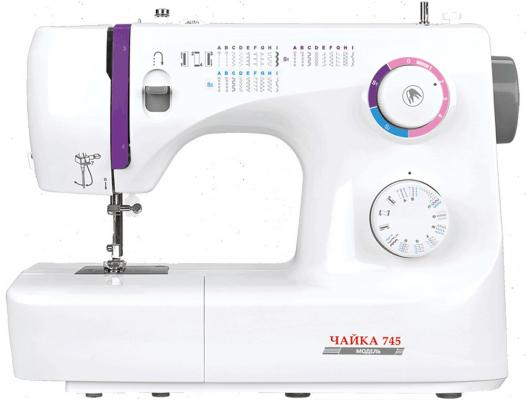 цена на Швейная машина Chayka Чайка 745 белый
